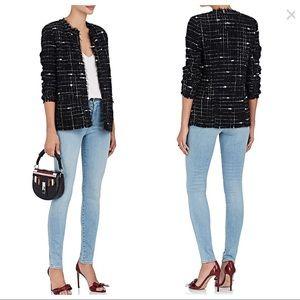 J Brand Maria high rise skinny jeans in arise 29